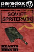 Hearts of Iron III: Soviet Sprite Pack (PC) Letölthető
