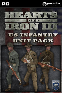 Hearts of Iron III: US Infantry Spritepack (PC) Letölthető PC