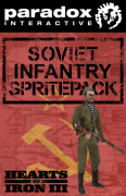 Hearts of Iron III Soviet Infantry Spritepack (PC) Letölthető