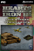 Hearts of Iron III: Axis Minors Vehicle Pack (PC) Letölthető