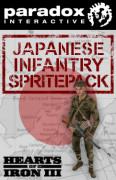 Hearts of Iron III: Japanese Infantry Pack (PC) Letölthető