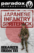 Hearts of Iron III: Japanese Infantry Pack (PC) Letölthető