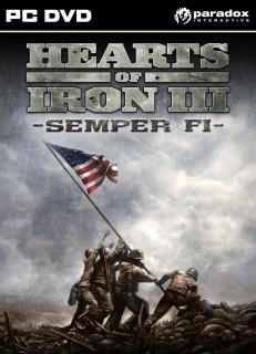 Hearts of Iron III: Semper Fi Expansion (PC) Letölthető PC