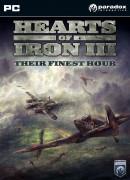 Hearts of Iron III: Their Finest Hour (PC) Letölthető