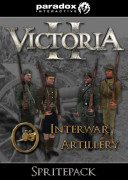 Victoria II: Interwar Artillery Sprite Pack (PC) Letölthető