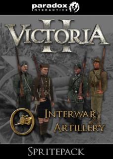 Victoria II: Interwar Artillery Sprite Pack (PC) Letölthető PC