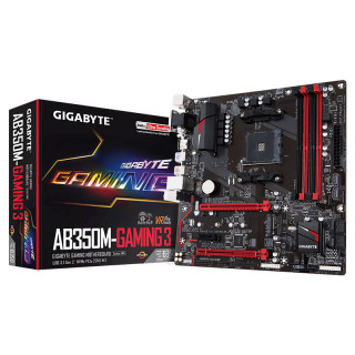 GIGABYTE AM4 GA-AB350M-Gaming 3 PC