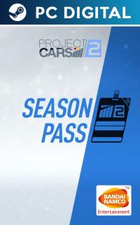 Project Cars 2 Season Pass (PC) Letölthető PC