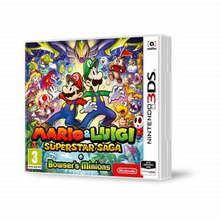 Mario & Luigi: Superstar Saga + Browser's Minions 3DS