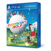 Everybody's Golf (2017) PS4
