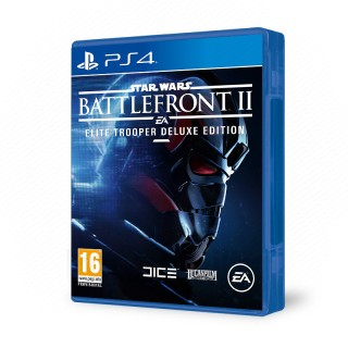 Star Wars Battlefront II: Elite Trooper Edition PS4