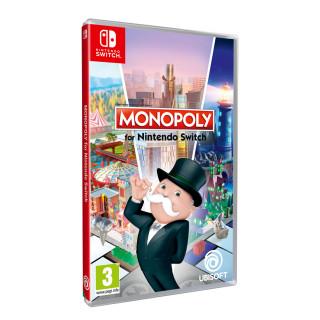 Monopoly for Nintendo Switch Nintendo Switch
