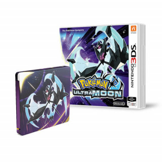 Pokémon Ultra Moon Fan Edition (Steelbook Edition) 3DS