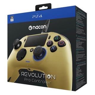 Nacon Revolution Pro Kontroller (Arany) PS4