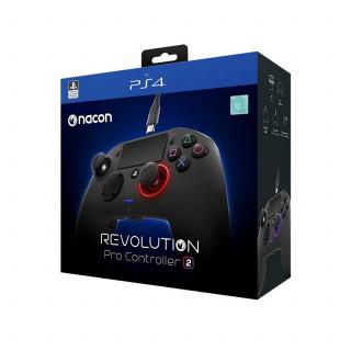 Nacon Revolution Pro Kontroller 2 (Fekete) PS4