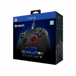 Nacon Revolution Pro Kontroller 2 (Fekete) PS4