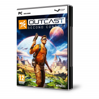 Outcast Second Contact PC
