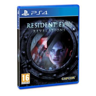 Resident Evil Revelations PS4