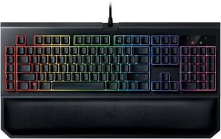Razer BlackWidow Chroma V2 (green switch) US-Layout billentyűzet RZ03-02030100-R3M1 PC