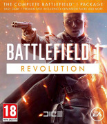 Battlefield 1 Revolution Edition XBOX ONE