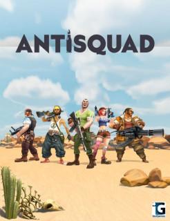 AntiSquad (PC/LX) Letölthető PC