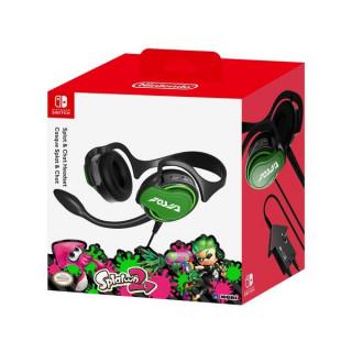 Nintendo Switch Headset (Splatoon 2) Nintendo Switch