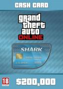 Grand Theft Auto Online: Tiger Shark Card (PC) Letölthető