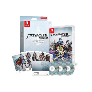 Fire Emblem: Warriors Limited Edition Nintendo Switch