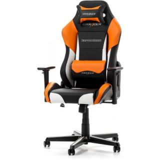 Gamer szék DXRacer Drifting D61-NWO Fekete/Fehér/Narancs (GC-D61-NWO-M3) PC