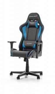 Gamer szék DXRacer Formula Fekete/Kék (GC-F08-NB-H1) PC