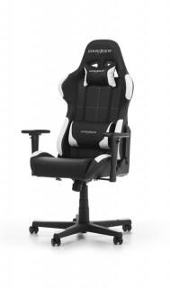 Gamer szék DXRacer Formula Fekete/Fehér (GC-F99-NW-G1) PC