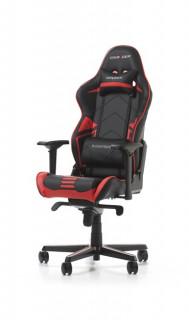 Gamer szék DXRacer Racing Pro Fekete/Piros (GC-R131-NR-V2) PC