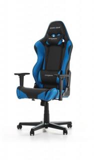 Gamer szék DXRacer Racing Fekete/Kék (GC-R0-NB-Z1) PC