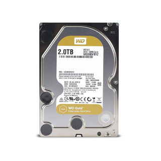 Western Digital Gold 2TB 3.5