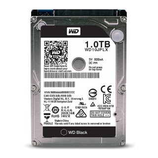 Western Digital Black 1TB 2.5