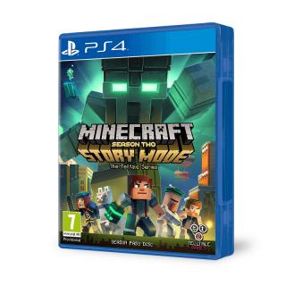 Minecraft Story Mode Season Two PS4