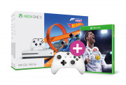 Xbox One S 500GB + Forza Horizon 3 + Hot Wheels DLC + Kontroller + FIFA 18 XBOX ONE