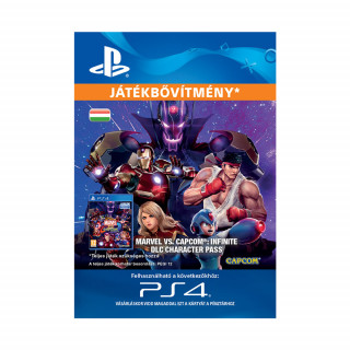 Marvel vs. Capcom: Infinite Character Pass - ESD HUN (Letölthető) PS4