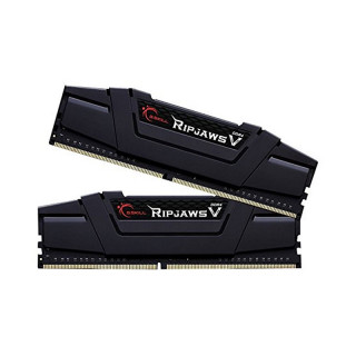 G.Skill DDR4 3600MHz 16GB RipJaws V CL16 KIT (2x8GB) (F4-3600C16D-16GVK) PC