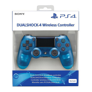 PlayStation 4 (PS4) Dualshock 4 Kontroller (Blue Crystal) PS4
