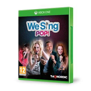 We Sing Pop Xbox One