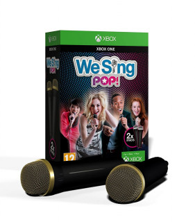 We Sing Pop + 2 Microphone Bundle Xbox One