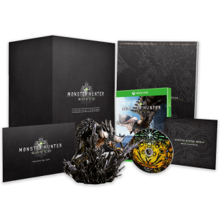 Monster Hunter: World Collector's Edition XBOX ONE