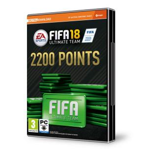 FIFA 18 2200 FIFA FUT Pont PC