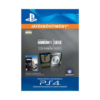 Rainbow Six Siege 600 Credits Pack - ESD HUN (Letölthető) PS4