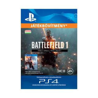 Battlefield™ 1 They Shall Not Pass - ESD HUN (Letölthető) PS4
