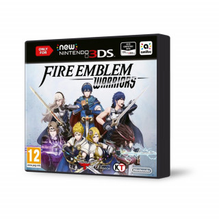 Fire Emblem: Warriors 3DS