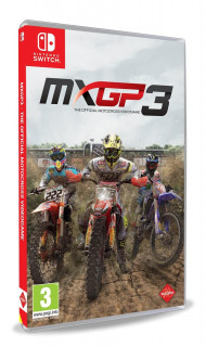 MXGP 3 (The Official Motocross Videogame) Nintendo Switch