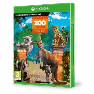 Zoo Tycoon Ultimate Animal Collection (használt) Xbox One
