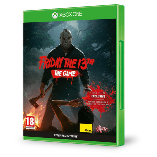 Friday the 13th Xbox One
